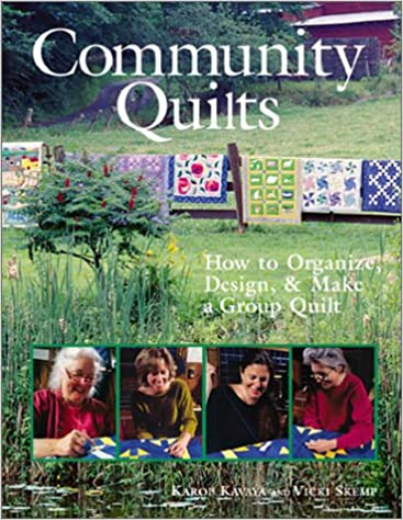 Community Quilts book cover