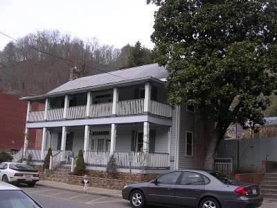 Lawrence Allen's former home