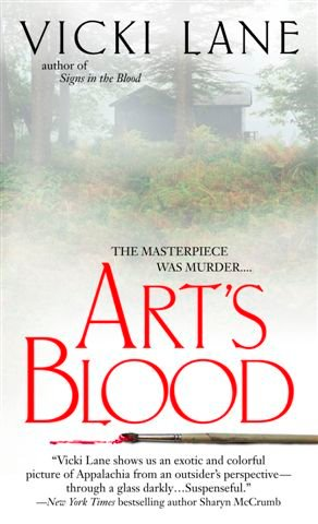 art's blood cover