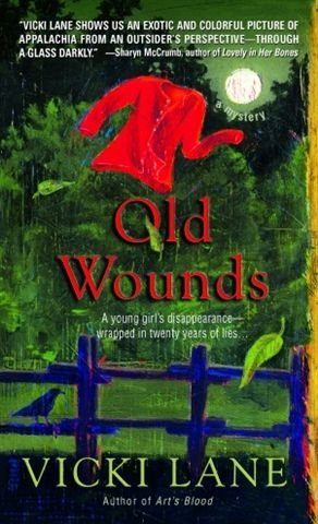 Old Wounds cover
